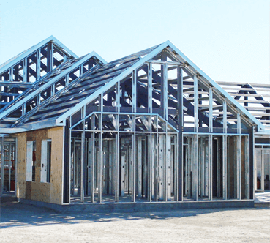 Designing and Detailing Of Custom Steel Frame Homes